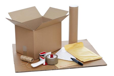 packing services near me